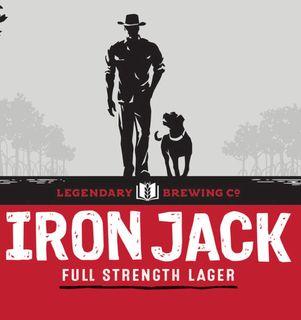 Iron Jack Red Keg 49.5lt