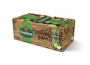 Oranjeboom Apple Cider Can 10PK x2