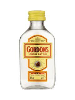Gordons Gin London Dry Mins 50ml