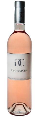Le Grand Cros Rose 750ml