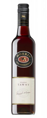 Morris Classic Label Tawny Port 500ml