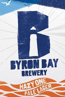 Byron Bay Hazy One Pale Ale Keg 49.5L
