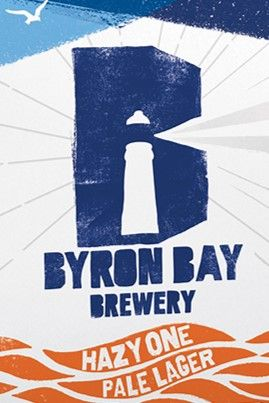 Byron Bay Hazy One Pale Ale Keg 49.5L