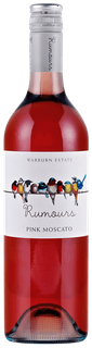 Rumours Pink Moscato 750ml