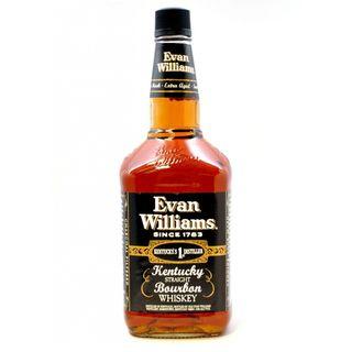 Evan Williams Black Label Bourbon 700ml