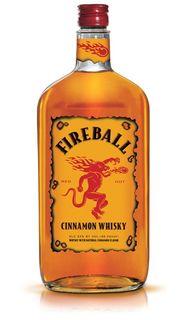 Fireball Cinnamon Whisk 700ml
