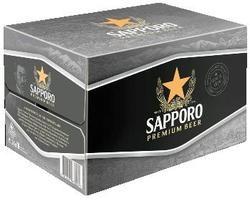 Sapporo Bottles 355ml-24