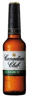 Canadian Club & Dry 330ml (LOOSE)-24
