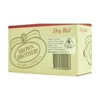 Brown Bros Dry Red 10L