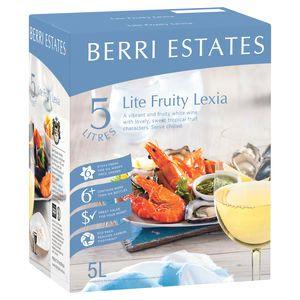 Berri Lite Fruity Lexia Cask 5L