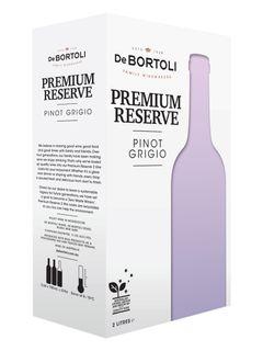 De Bortoli Prem Pinot Grigio Cask 2L