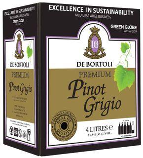 De Bortoli Prem Pinot Grigio 4L