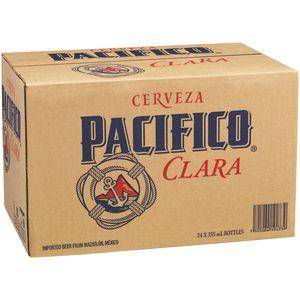 Cerveza Pacifico Beer 355ml-24