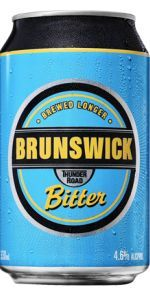 Brunswick Bitter Cans 330ml-24