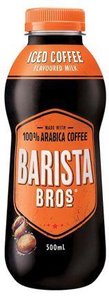 Barista Bros Iced Coffee 500ml x12