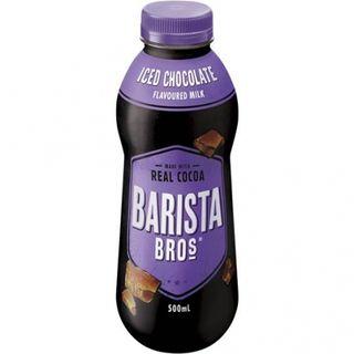 Barista Bros Choc Iced Coffee 500ml x12