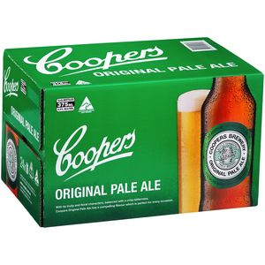 Coopers Pale Ale Stub 375ml-24