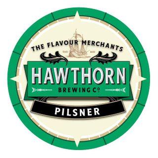 Hawthorn Pilsner Keg 50Lt