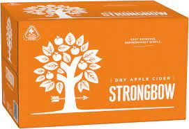 Strongbow Crisp Dry Apple 355ml-24
