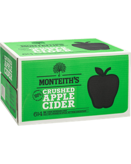 Monteiths Original Apple Cider 330ml-24