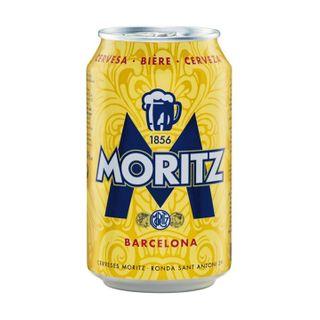 Moritz Lager Can 330ml-24