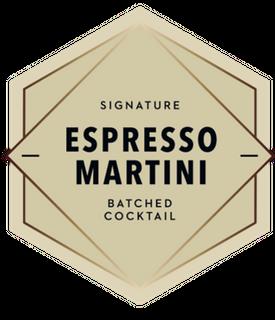 Lexington Hill Espresso Martini Keg 20L