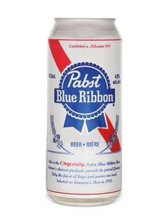 PABST 473ml Cans-24