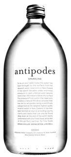 Antipodes Sparkling Water 1lt X 6