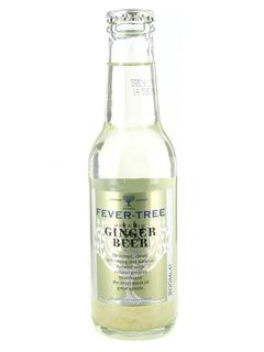 Fever-Tree Ginger Beer 200mlx24