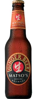 Matsos Ginger Beer 330ml-24