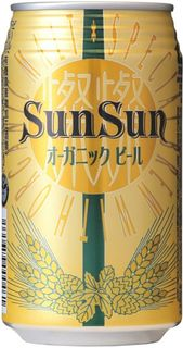 Yoho Sun Sun Organic Ale 350ml-24