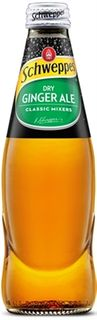 Schweppes Dry Ginger Ale 300ml X 24