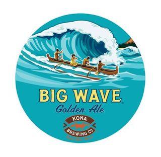 Kona Big Wave Golden Ale Keg 58.5L