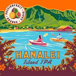 Kona Hanalei Island IPA Keg 58.5L
