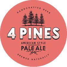 4 Pines Pale Ale Keg 50lt