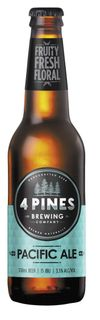 4 Pines Pacific Ale 330ml-24