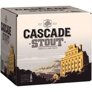 Cascade Craft Stout 375ml-16