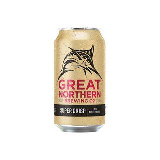 Great Northern Super Crisp Can 375ml-24