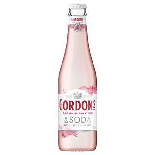 Gordons Pink Gin & Soda Stub 330ml-24