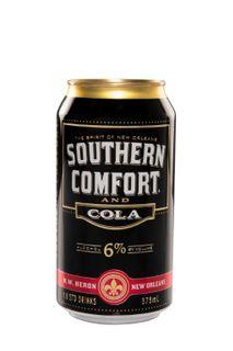 Southern Comfort & Cola 6% 375ml 10PK x3