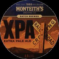Monteiths XPA Keg 50L