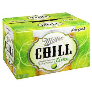 Miller Chill 330ml-24
