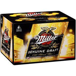 Miller Draft Btl 330ml-24
