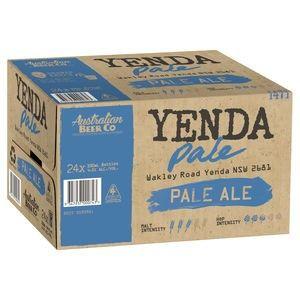 Yenda Pale Ale 330ml-24