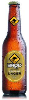 Broo Premium Lager 330ml-24