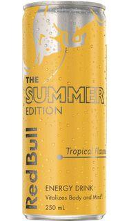 Red Bull Summer Tropical Can 250ml x24