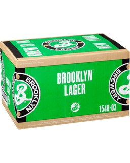 Brooklyn Lager Can 355ml-24
