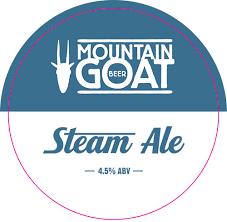 Mountain Goat Organic Steam Ale 50lt KEG