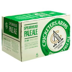 Cricketers Arms Spearhead Ale 330ml-24