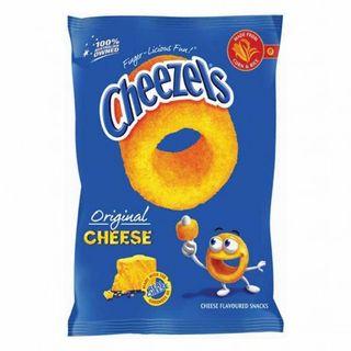 Cheezels Bag 90g x12